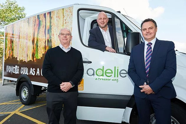 Adelie Food Rolls Out Mobileye On New Truck Fleet