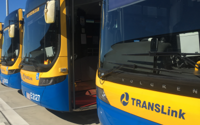 Brisbane Council Equips City's Buses With Mobileye